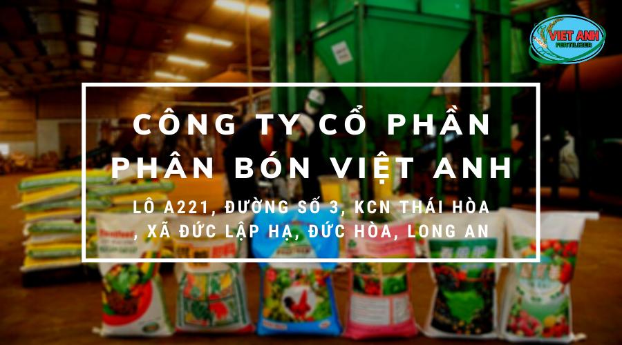 phân bón Việt Anh
